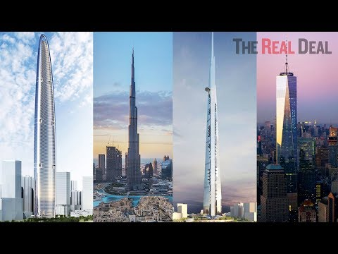 Why New York has no megatalls