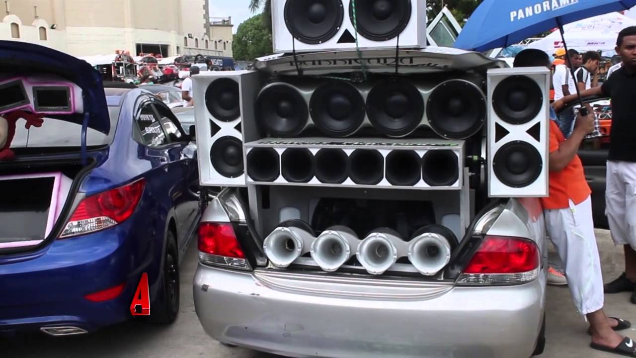 Audio & Motor Summer Fest Panamá - YouTube