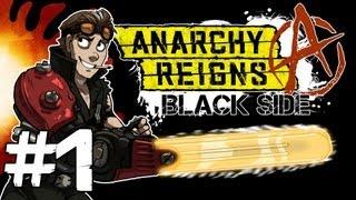 Anarchy! Anarchy! ANARCHY! - Anarchy Reigns Gameplay / Walkthrough w/ SSoHPKC Part 1 - Swearing Ahoy