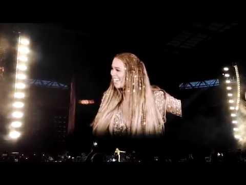 Beyoncé - ''Love on Top'' (live in Wembley, London)