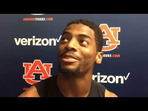 Auburn Wide Receiver Darius Slayton Discusses The Tigers' Second Fall Scrimmage.