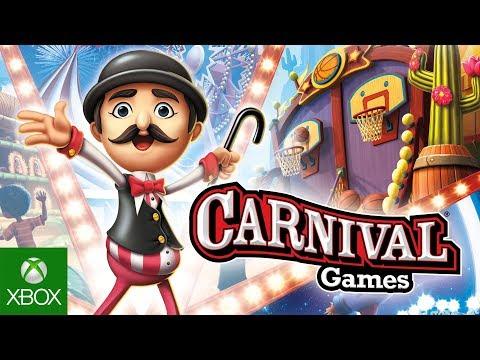 Carnival Games - Gameplay Trailer