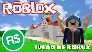 ROBLOX ? Das beste ROBUX-Spiel Super ROBLOX 64 Abenteuer! NicksDaga ? Spanisch