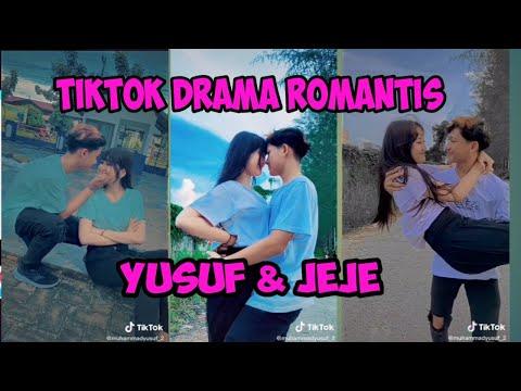 tiktok-terbaru-yusuf-dan-jeje-drama-romantis-|-bikin-baper-jomblo-💕