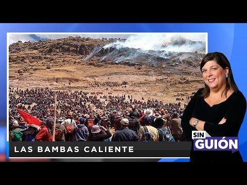 Las Bambas caliente - SIN GUION con Rosa María Palacios