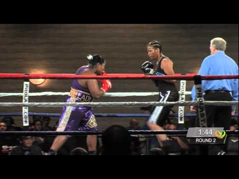 All Star Boxing presents Laura Ramsey vs Keela Byars on 3262016