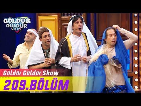 Güldür Güldür Show 209.Bölüm (Tek Parça  HD)