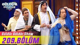 Güldür Güldür Show 209.Bölüm (Tek Parça Full HD)