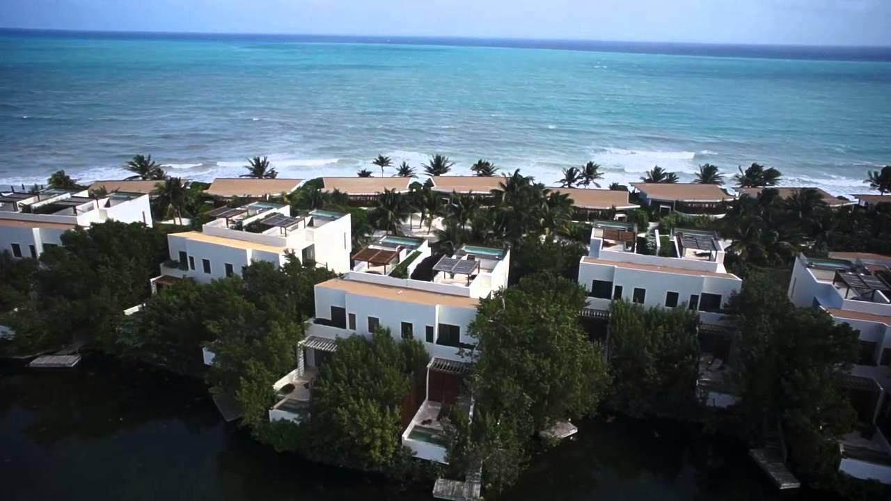 Luxury Mexico Resort Rosewood Mayakoba Youtube