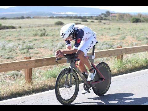 Jan Frodeno wins Chia Sardinia Triathlon