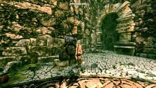 Blades of Time - Door Bug