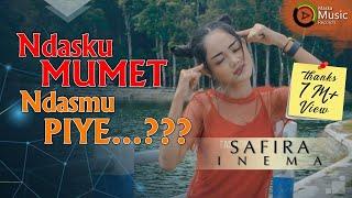 Download Safira Inema - Ndasku Mumet Ndasmu Piye - DJ Santuy Full Bass (Official Music Video)