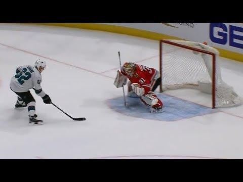 Complete Sharks - Blackhawks shootout | Mar. 26