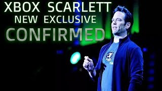 Xbox Boss Officially Confirms Xbox Scarlett Exclusive Game! This Should Have Been At E3!