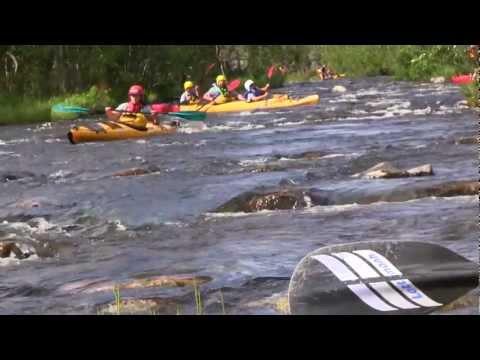 Ounasjoki Kayak Expedition