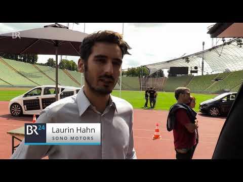 Solar-Auto: Probefahrt mit dem Sion