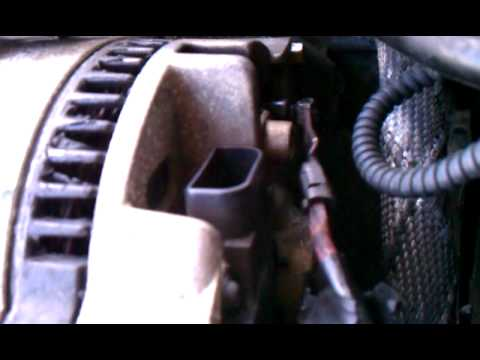 ford mustang alternator wiring help youtube rh youtube com 1988 mustang alternator wiring diagram 1988 mustang alternator wiring