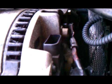 Ford mustang alternator wiring help - YouTube