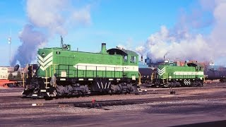 ALCO S2's. What great sounds from those 539T. 4/11/2000