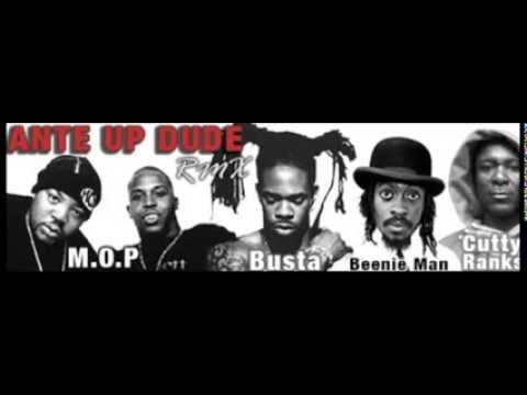 MOP ft Busta Rhymes & Beenie Man & Cutty Ranks - Ante Up Dude Boomarang Remix ***FREE DOWNLOAD***