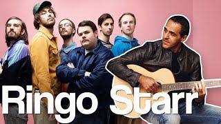 Ringo Starr - Pinguini Tattici Nucleari - Chitarra - Accordi e Ritmo