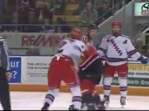 Tyler MacArthur vs Liam Maaskant Dec 5, 2014