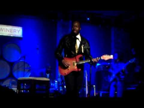 Wyclef Jean  at City Winery: Someone Please Call 911