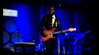 "Wyclef Jean Live at City Winery: ""Someone Please Call 911"""