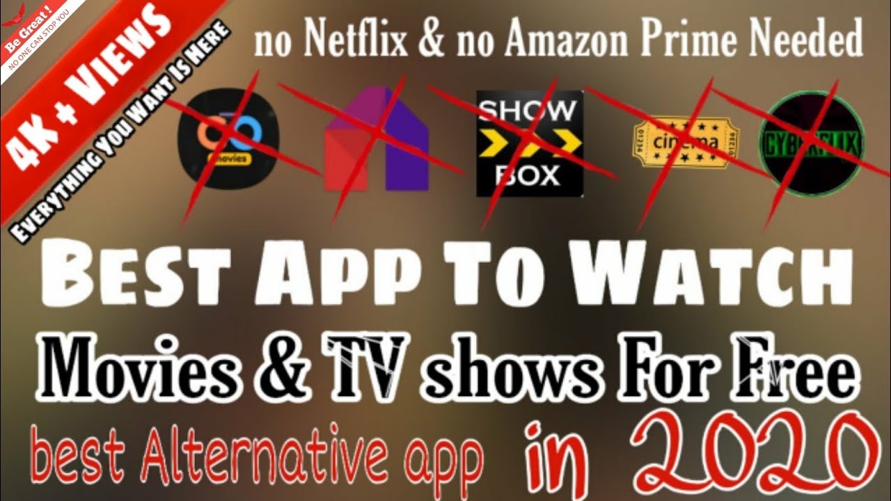 Best New Shows 2020.Best App To Watch Latest Movies Tv Shows For Free In 2020 Next Level App Latest Movie App