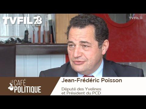 Le Café Politique n° 30 – Jean-Frédéric Poisson, Député, Président du PCD