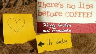 Penetekas Real Life Let´s Play - #01 Kaffee kochen - 200 Abo-Special als Videoantwort