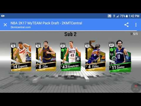 AREN'T THESE DRAFTS SUPPOSED TO BE GOOD??? | NBA 2K17 BOOST DRAFT