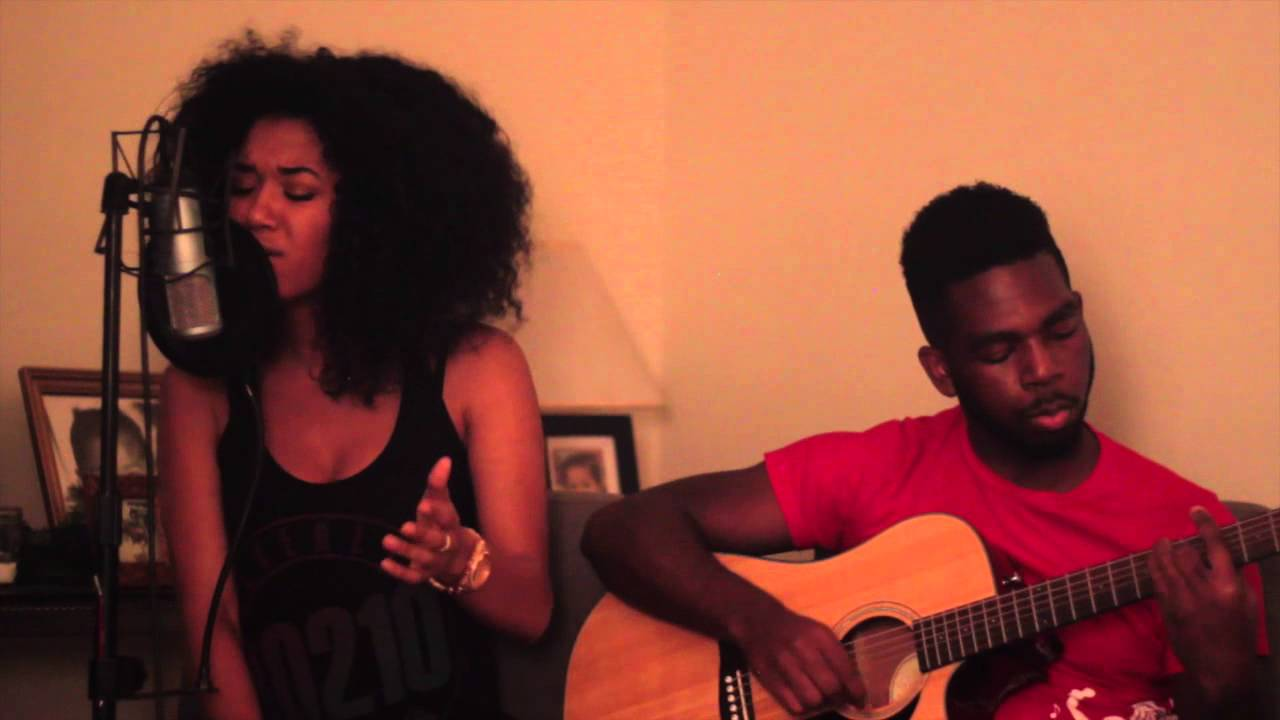 Beyonce Ft. Drake Mine (Cover by @aranesa ft. @maghitta1 ...
