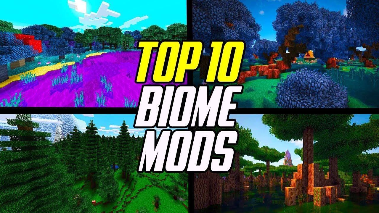 Top 9 Best Minecraft Biome Mods (World Generation)