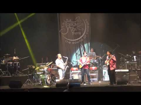 Unika SoegiJazz 2016 - Soegi Band (Unika Soegijapranata)