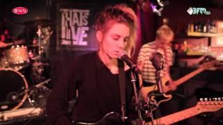 Wolf Alice - 'Lisbon' (live @ BNN Thats Live - 3FM)