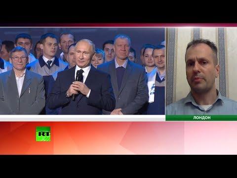 Эксперт прокомментировал намерение Путина участвовать в президентских выборах — 2018