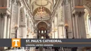 England Diaries 6 - St. Paul's Evensong