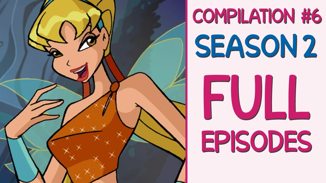 Download Winx Club - Season 2 Full Episodes [16-17-18] REMASTERED - Best Quality!