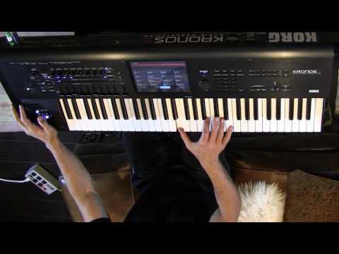 Derek Sherinian - Master Class (Transition Riff No Third)
