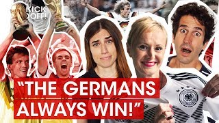 Why Germany always win | The World Cup Show #1