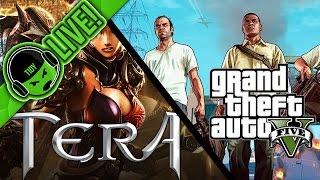 [13th May 2015] - ENGLISH - TERA then GTAV PC Later - tidyxgamer.tv