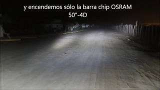 AutosLed: barra led chip OSRAM