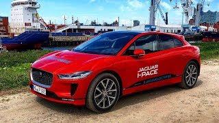 BYE, BYE TESLA? – Der Jaguar I-Pace ist da! I VLOG 009