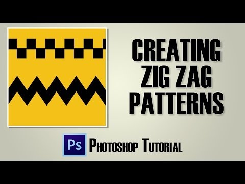 how to make a pattern in photoshop cs2