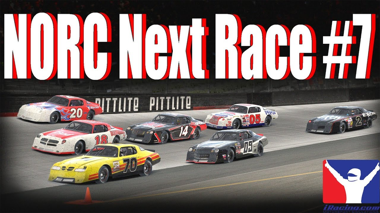 CARS eSport Late Model Tour Wk 3 @ Irwindale - iRacing by