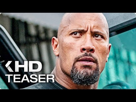 трейлер 2017 - FAST AND FURIOUS 8 Trailer Teaser (2017)