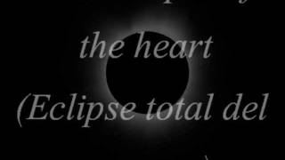 Total eclipse of the heart (full version) lyrics E-S