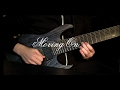 Asking Alexandria - Moving On (Guitar Cover)