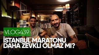 İstanbul Maratonu daha zevkli olmaz mı? Volt Floyd 42for42 projesi | Asla Durma Vlog438